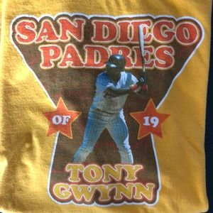 Nike Shirts - Nike Men's Tony Gwynn T-Shirt Sz. XL